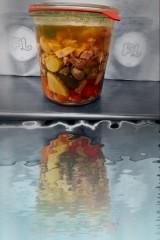 Kuřecí polévka - chlazená/sklenička č.1