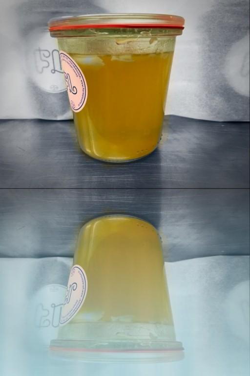 Kuřecí vývar čistý - chlazený/sklenička