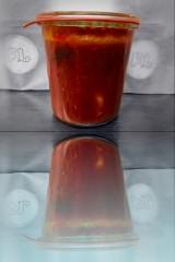 Masové koule v tomatové omáčce - chlazené/sklenička č.1