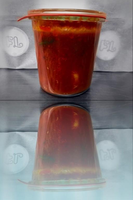Masové koule v tomatové omáčce - chlazené/sklenička